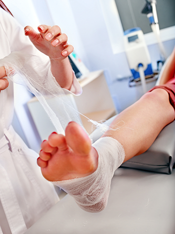 Podiatrist in Concord and Meredith, NH